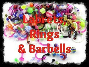 Body Jewelry Barbells