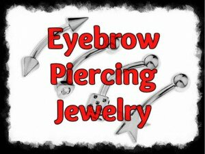 Eyebrow Piercing Jewelry