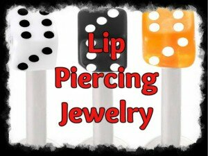 Lip Piercing Jewelry