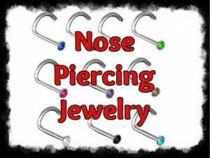 Nose Piercing Jewelry