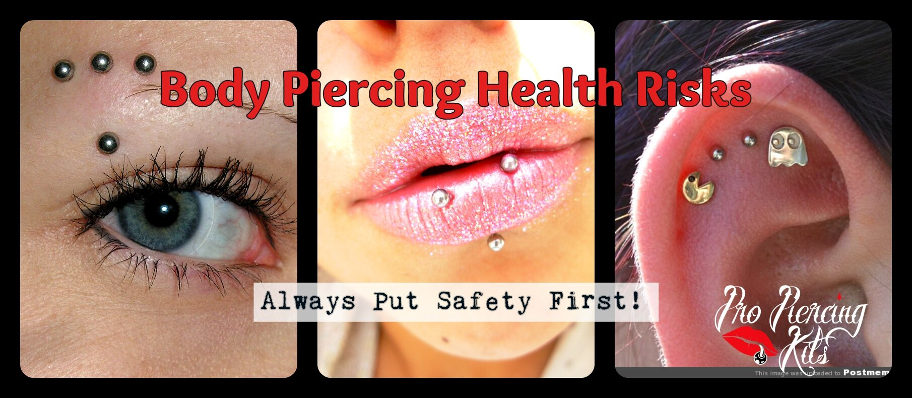 Body Piercing Health Risks