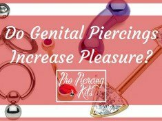 Do Genital Piercings Increase Pleasure