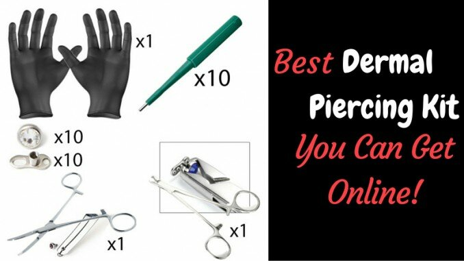 Microdermal Piercing Kit