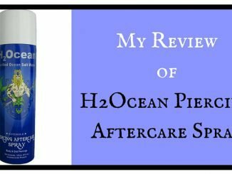 Buy H2Ocean Piercing Aftercare Spray