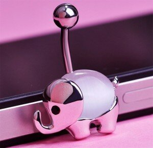 Cute Elephant Belly Bar